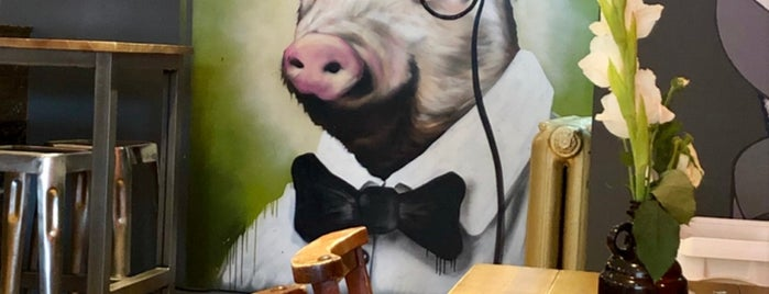 The Crafty Pig is one of Awesome UK.