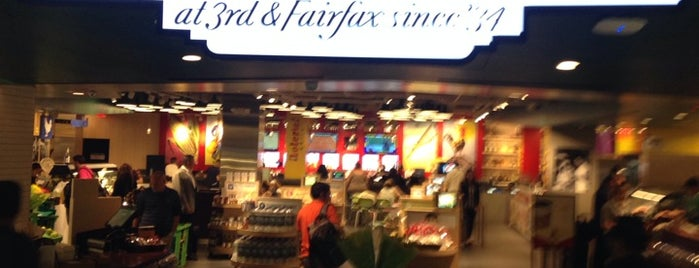 Farmers Market is one of LAX Terminal 5 Eats!.