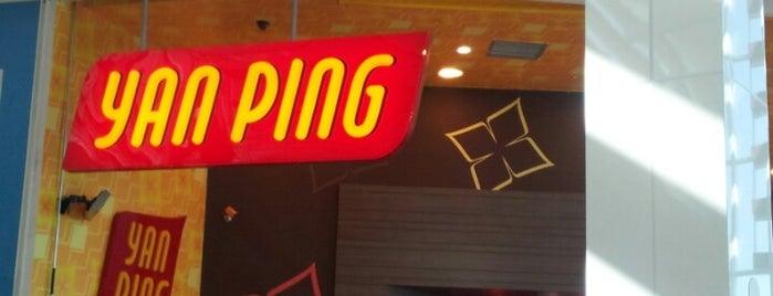 Yan Ping is one of Orte, die Karolina gefallen.