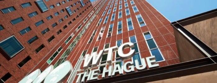 World Trade Center The Hague is one of Nizozemí.