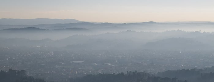 Panorama Fiesole is one of Italy.