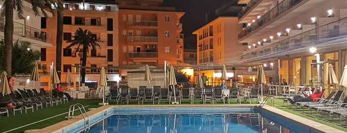 Hotel Eix Alcudia is one of Mallorca.