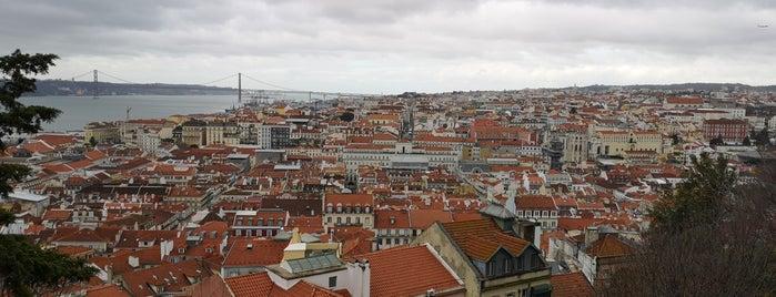 Miradouro do Castelo de São Jorge is one of PT.