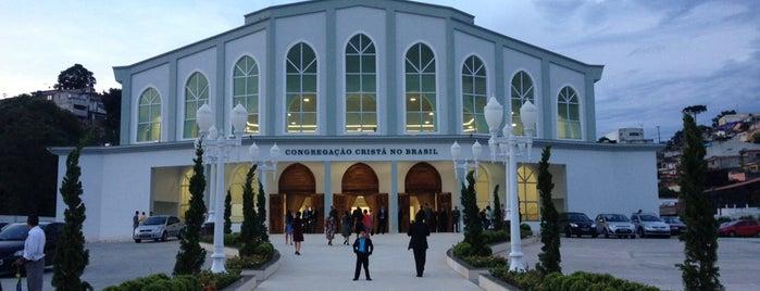 Sede Regional - Congregação Cristã no Brasil is one of CCB.