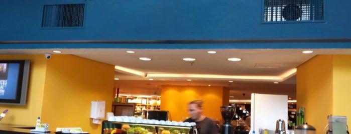 Café Cultura is one of Posti che sono piaciuti a Kleber.