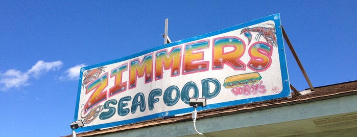 Zimmer's Seafood is one of NOLA.
