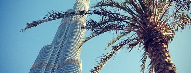 Burj Khalifa is one of Dubai List.