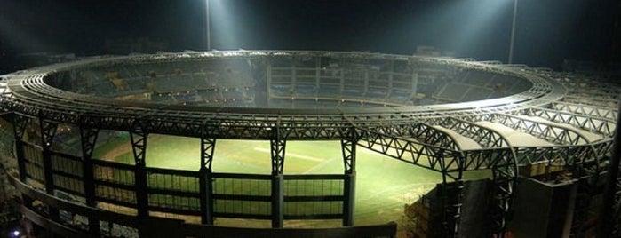 Wankhede Stadium is one of 'Stadium Talk'....