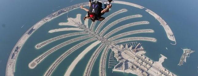 Skydive Dubai is one of Lugares guardados de Artem.