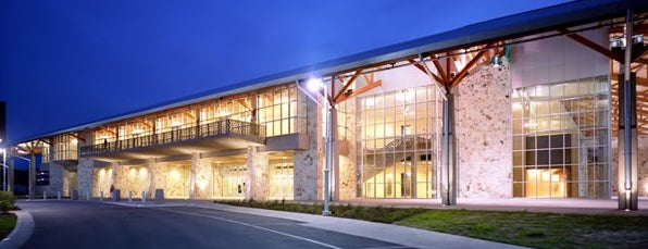 Lester E. Palmer Events Center is one of Austin.
