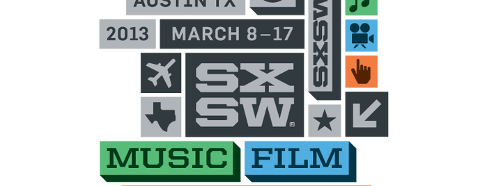 SXSW® 2013 (South by Southwest) Guide
