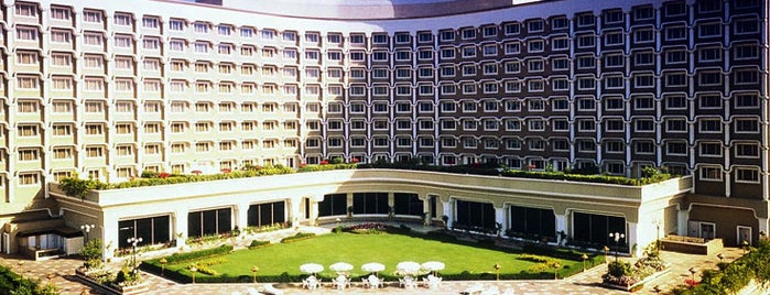 Taj Palace Hotel is one of Locais salvos de Orietta.