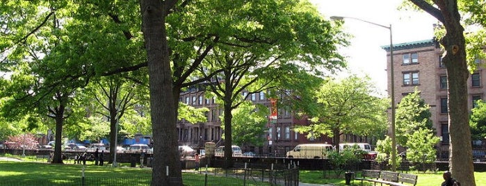 Marcus Garvey Park is one of New York must see.