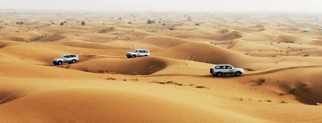 Desert Safari Dubai is one of мой список.