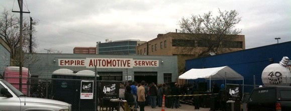Empire Automotive Service is one of SXSW® 2013 (South by Southwest) Guide.