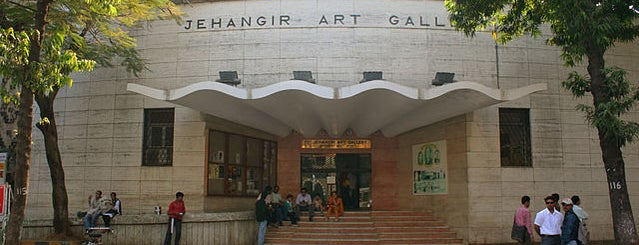 Jehangir Art Gallery is one of Mumbai 2014 LenTom.