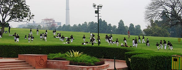 Nehru Park | नेहरू पार्क is one of Lieux qui ont plu à Dave.