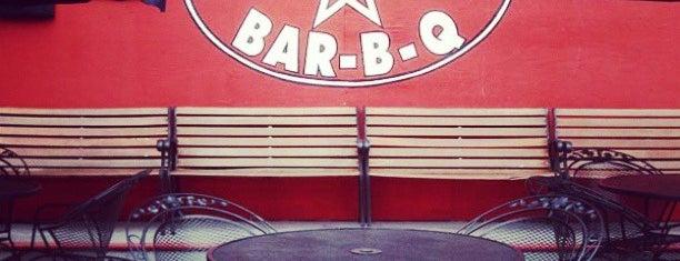 Fox Bros. Bar-B-Q is one of Minha Atlanta.