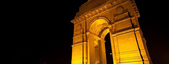 India Gate   इंडिया गेट is one of Future sites.