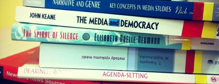 Knihovna FSV is one of Knihy o internetovém marketingu.