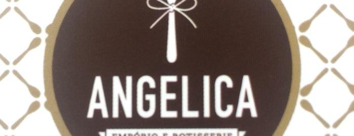 Angelica empório e rotisserie is one of Orte, die Maria gefallen.