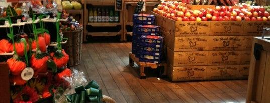 The Fresh Market is one of Orte, die Bret gefallen.