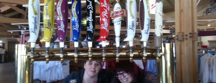 Jacob Leinenkugel Brewing Company is one of When You Say Wisconsin.