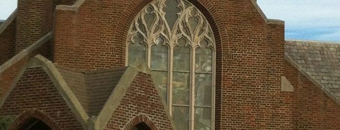 Immanuel Lutheran Church is one of Lieux qui ont plu à Lindsaye.