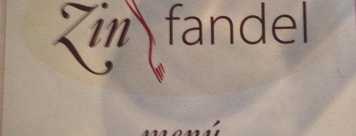 Restaurant Zinfandel Viña Terramater is one of Locais curtidos por Camila.