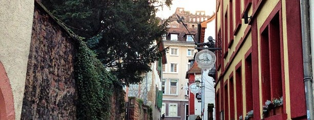 Altstadt is one of 100 обекта - Германия.