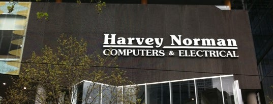 Harvey Norman is one of Mike'nin Beğendiği Mekanlar.