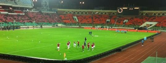 Стадион «Динамо» / Dinamo Stadium is one of Stuff....