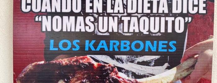 Los Karbones (La Mejor Carne De Sonora) is one of Lugares por visitar.