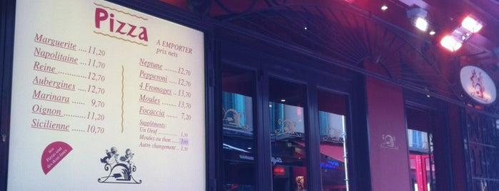 La Pizza Cresci is one of Nice.