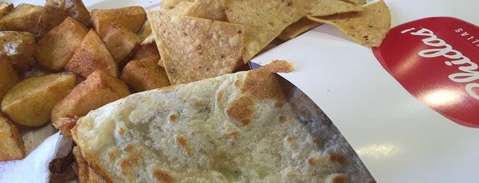 Chidas - Quesadillas is one of Lieux sauvegardés par HWO.