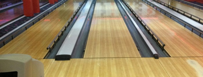 BaB Bowling is one of Ecemさんのお気に入りスポット.