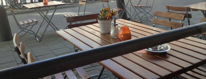 Café Krull is one of Z☼nnige terrassen in Amsterdam❌❌❌.