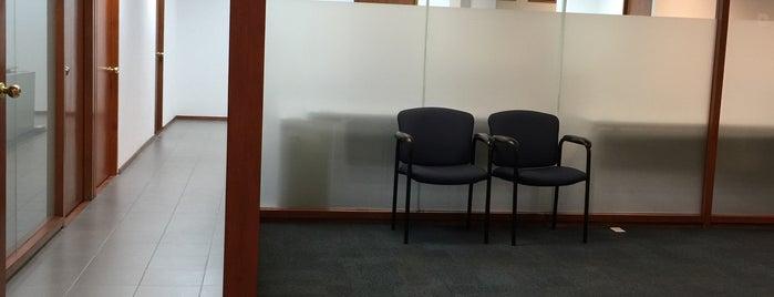 Tribunal de lo Contencioso Administrativo is one of Tempat yang Disukai Jose Juan.