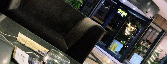 Extenso Hotel is one of Mehmet : понравившиеся места.