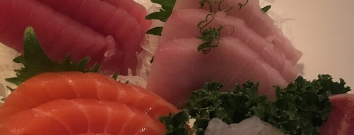 Suma Sushi is one of New York.