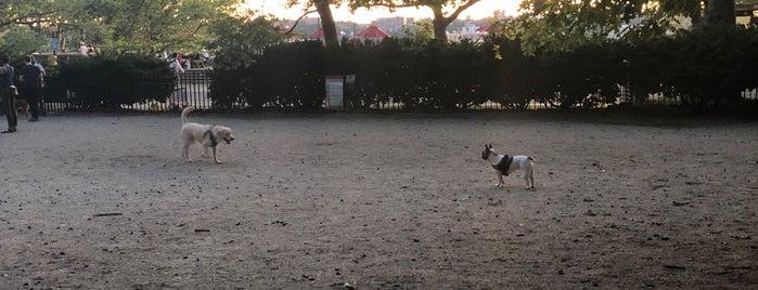 West 105th Street Dog Run - Riverside Park is one of Locais salvos de JRA.