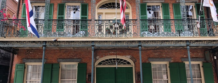 Soniat House is one of New Orleans.