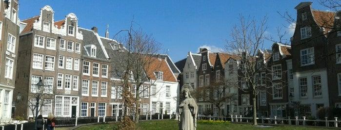 Begijnhof is one of The Netherlands.