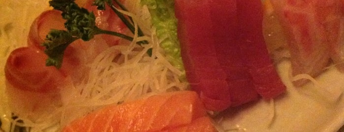 Wakaba is one of Sushi Milano.