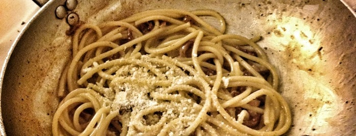 Taverna Trilussa is one of Patas & Pizza.