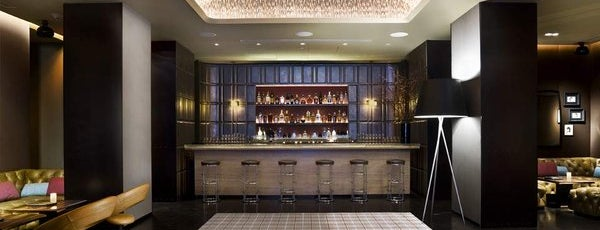 Smyth Hotel is one of TFF 2014: Featured Eat & Drink Specials.