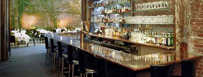 Revel Restaurant and Garden is one of TFF 2014: Featured Eat & Drink Specials.
