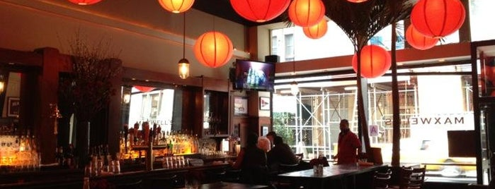 Maxwell's Bar & Restaurant is one of TFF 2014: Featured Eat & Drink Specials.