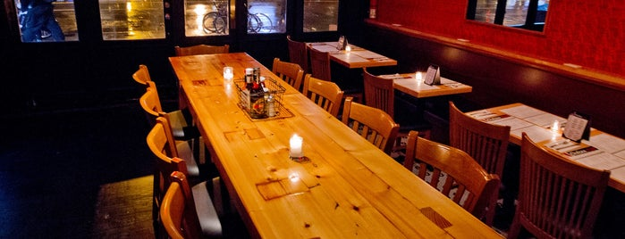 The Chelsea Pub is one of TFF 2014: Featured Eat & Drink Specials.