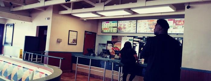 Burger King is one of Auintard : понравившиеся места.
